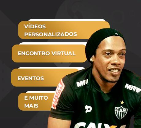 Ronaldinho - Sósia