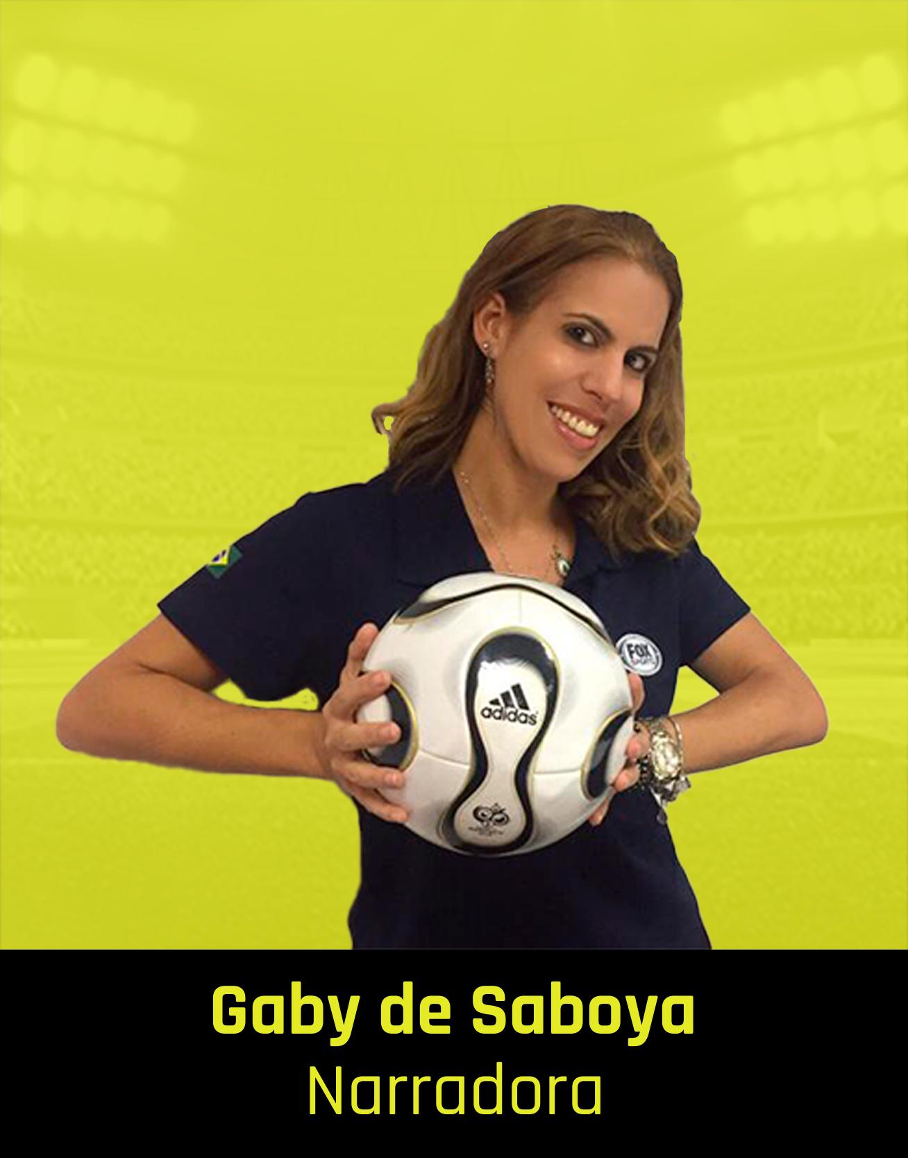 Gaby de Saboya