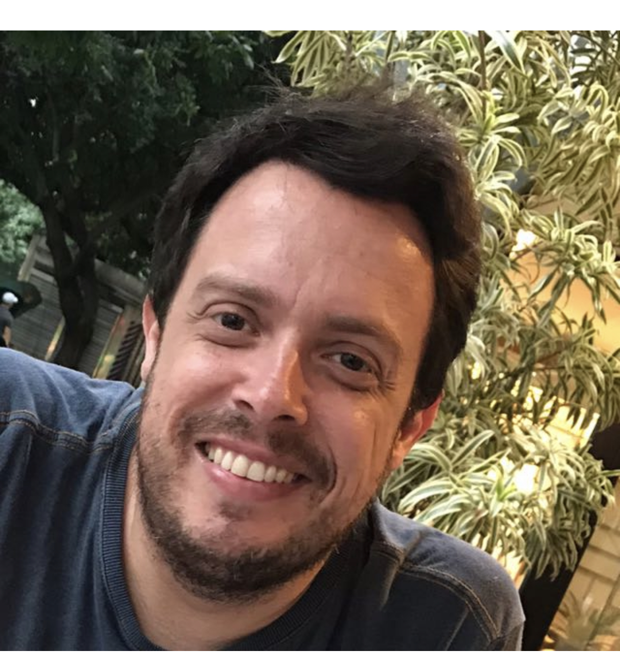 Humberto Pereira Figueira é um Super Fã
